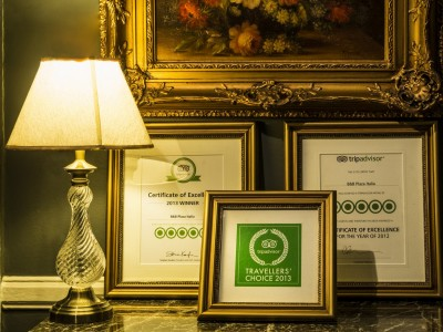 Bed and Breakfast Plaza Italia - Awards