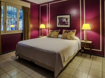 Room Number 3 - Comfortable double room with ample ensuite bathroom